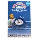 Printed Pacifier $1.95 Each