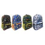 "17"" Arctic Star Designer Backpacks"