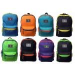 """16"""" Two-Tone Backpacks in Bulk"""