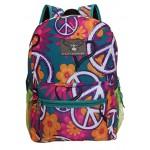 "17"" Eaglesport Peace & Love Backpack $4.75 Each"