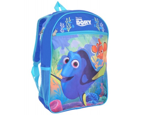 "15"" Finding Dory Backpack $7.00 Each"
