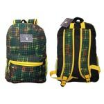 """16"""" Multicolored Laser Designer Backpacks"""
