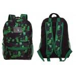 """16"""" Green Designer Backpacks"""