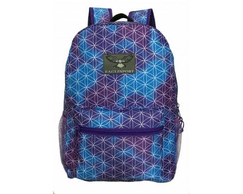 "15"" Cloud Print Backpack $4.25 Each"