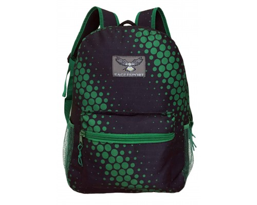 "15"" Dot Backpack $4.25 Each"