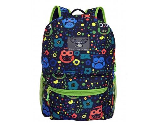 "15"" Owl Backpack $4.00 Each"