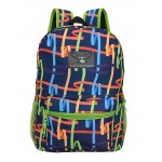 "15"" Multi Color Ribbon Backpack $4.25 Each"
