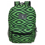 "15"" IKAT Print Backpack $4.25 Each"