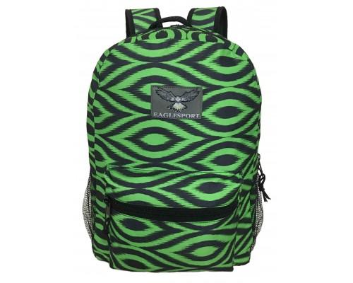 """15"""" IKAT Print Backpack $4.00 Each"""