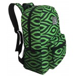 "18"" IKAT Wholesale Backpacks $5.25 Each."