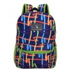 "17"" Eaglesport Color Ribbons Backpack $4.75 Each"