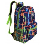 "17"" Eaglesport Color Ribbons Backpack $4.75 Each"