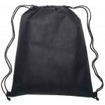 Drawstring Bags Black