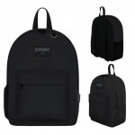 "17"" Black East West Backpacks"