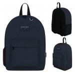 "17"" Navy East West Backpacks"