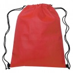Drawstring Bags Red