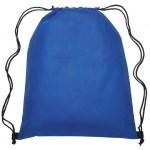 Drawstring Bags Royal Blue