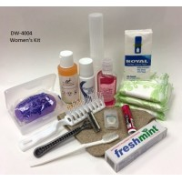 Women's Hygiene Kit $6.50 Each.