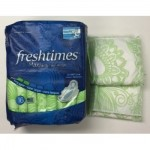 Fresh Time Maxi Pads $3.49 Each
