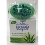 Aloe Vera Bar Soap $1.04 Each.
