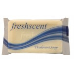 Freshscent 1.5 oz. Bar Soap $0.16 Each.