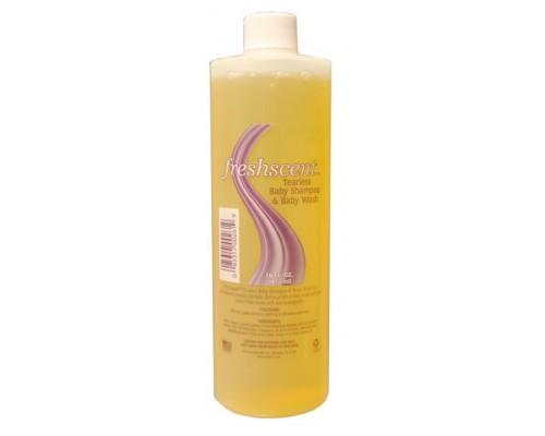 Freshscent 16 oz. Tearless Baby Shampoo $1.74 Each.