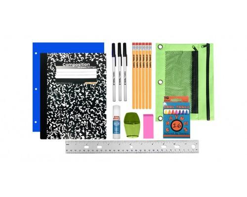 Universal Bulk School Supply Kit