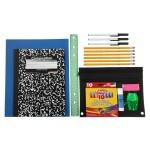 Universal 10 Pc. School Supply Starter Kit