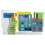 Bulk 40 Piece School Supply Kit - Middle/High