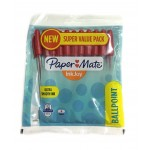 10 Pack Paper Mate Red Pens