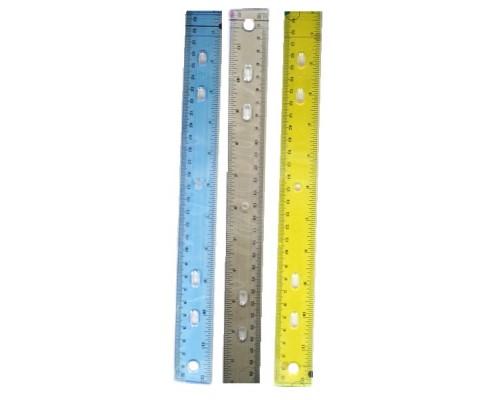 """12"""" Plastic Ruler $0.18 Each"""