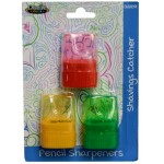 Sharpeners 3 pack $0.84 Each.