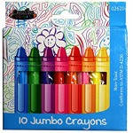 Premium Jumbo Crayons $0.88 Each