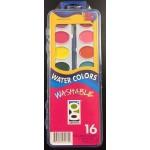 Washable Watercolors Paint Set $0.49 Each