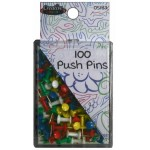 Color Push Pins $0.78 Each.