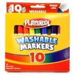 10 Pack Playskool Washable Markers