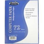 Computer Paper $0.80 Each.