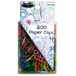 Paper Clips $0.84 Each.