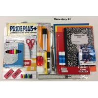 Elementary School Kit $9.50 Each.