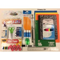 Primary Kit School Supply Kit $9.25 Each.