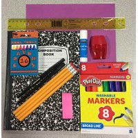 10 Pc. School Kit $3.75 Each.
