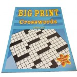 Crossword Puzzles $0.70 Each.