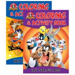 Looney Tunes Color & Activity $0.75 Each.