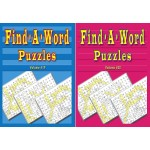 Find a Word Puzzle Books