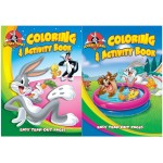 Looney Tunes Color & Activity Books
