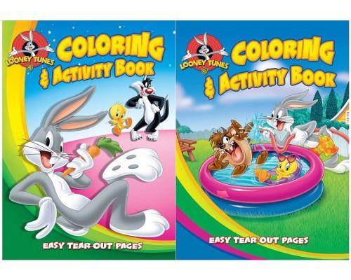 - Looney Tunes Color & Activity Books In Bulk