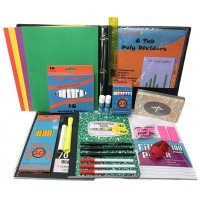 Wholesale Elementary School Supply kit $11.50 Each.