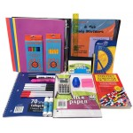 Wholesale Mid-High School Supply Kit $12.50 Each.