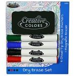 Dry Erase Chisel Tip Marker Set