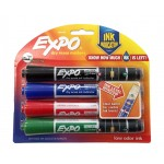 EXPO Markers 4 ct. Dry Erase